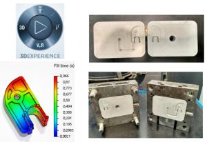 Mondragon Goi Eskola Politeknikoko 3Dexperience plataforma