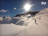 124. Salida de esquí