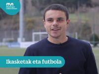 Sangalli:  ikasketak  eta  futbola