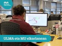 ULMA and Mondragon University: teamwork