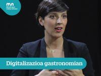 Digitalizazioa  gastronomiaren  sektorean