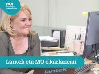 Lantek and Mondragon University: teamwork