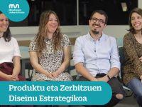 Máster Universitario en Diseño Estratégico de Productos y Servicios