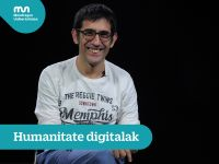 Global Digital Humanities – Aitor Zuberogoitia (full interview)
