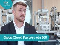 Open  Cloud  Factory  eta  Mondragon  Unibertsitatea  elkarlanean