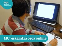Mondragon Unibertsitatea takes all academic activity to online mode