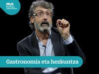 (Euskara) Alex Beitia – Gastronomia eta hezkuntza (bertsio laburra)