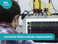 Study-Work Programme and End-of-Course Projects at the Industrial Electronics Engineering degree