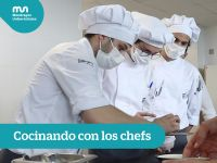 Cooking with the chefs: Carito Lourenço