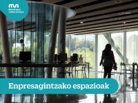 Spaces at the Faculty of Business Studies