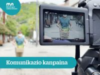 Final project of the Degree in Audiovisual Communication: a communication campaign