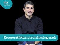 Igor Ortega – Comienzos del cooperativismo en Arrasate (entrevista completa)