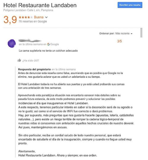 comprar reseñas google